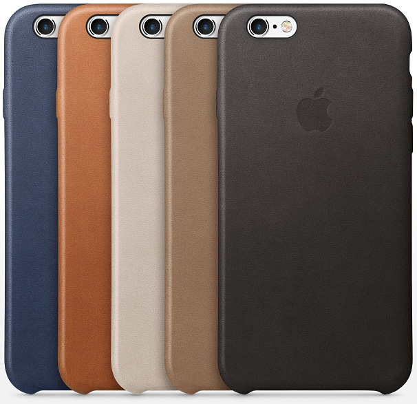 funda cuero iphone6